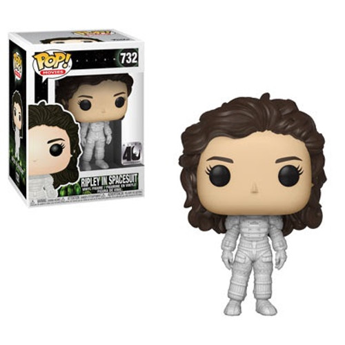 Pop Alien 40th: Ripley In Spacesuit #732