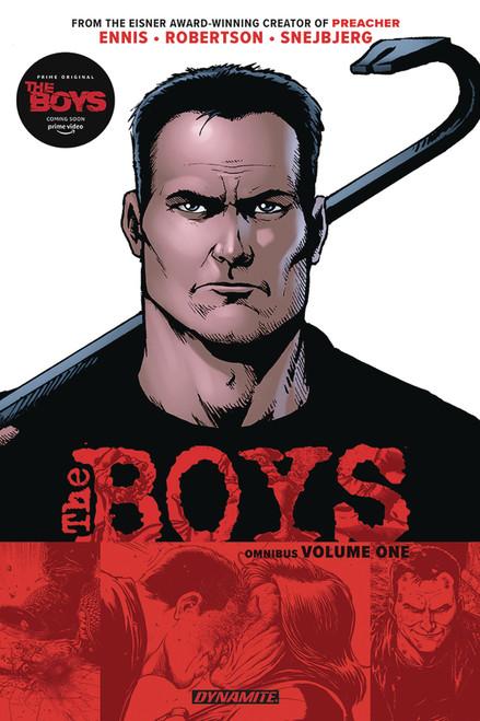 Boys Omnibus Graphic Novel 1 (Mature Readers)