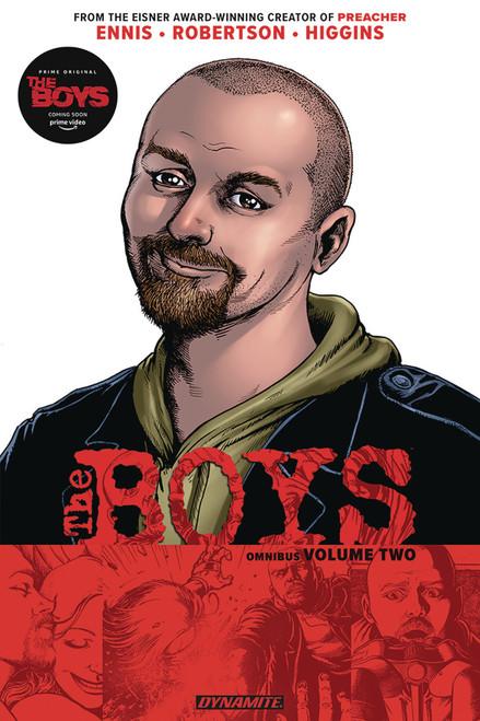 Boys Omnibus Graphic Novel 02 (Mature Readers)