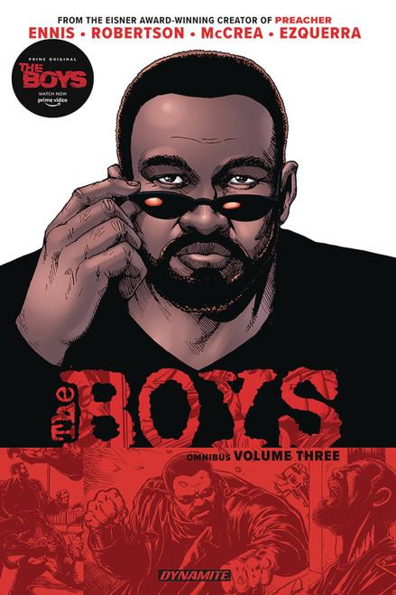 Boys Omnibus Graphic Novel 03 (Mature Readers)