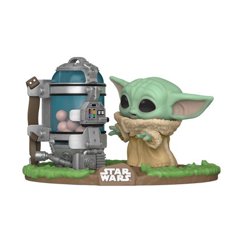 Funko POP! Vinyl: Star Wars: Child with Canister #407