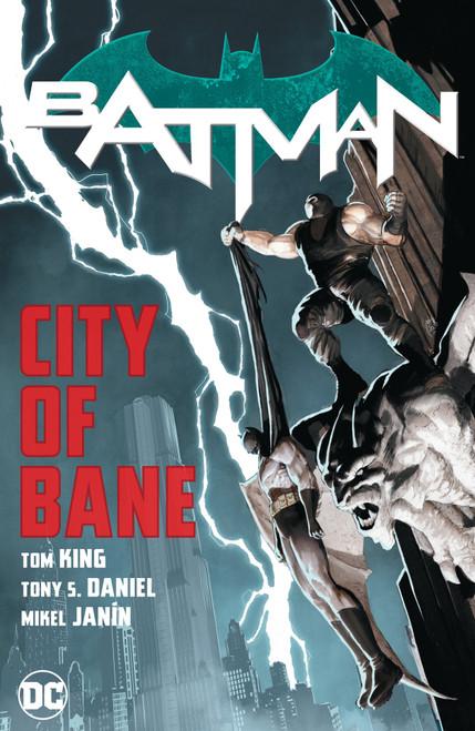 Batman City Of Bane Complete Collection
