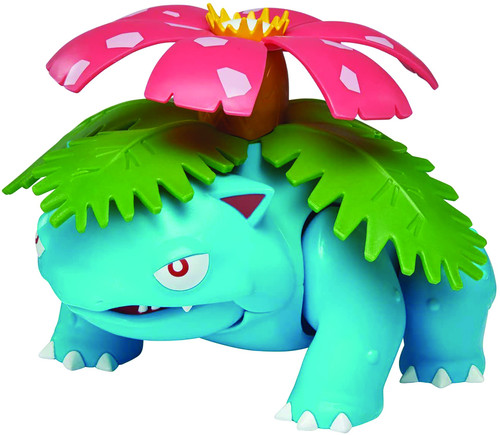 Pokemon Epic Battle Venusaur Figure