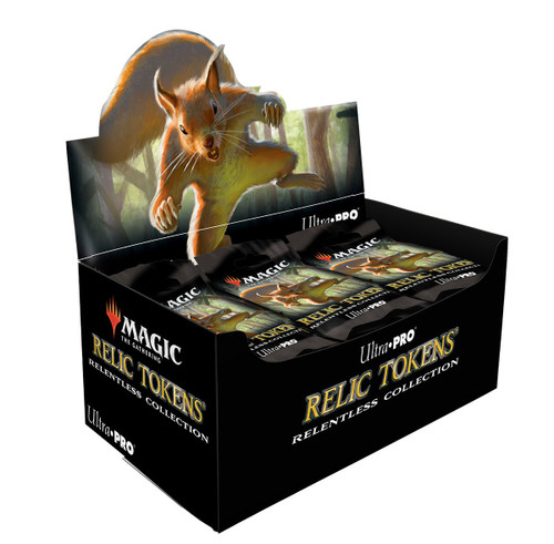 MTG Relic Tokens Relentless Collection