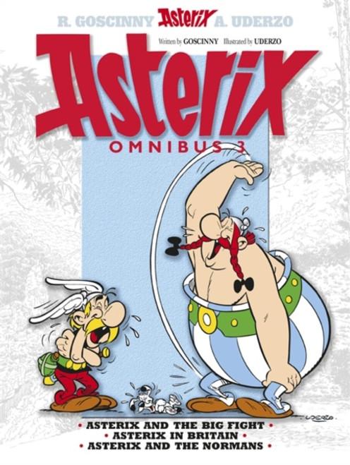 Asterix: Asterix Omnibus 3 : Asterix and The Big Fight, Asterix in Britain, Asterix and The Normans