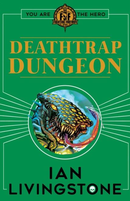 Fighting Fantasy : Deathtrap Dungeon