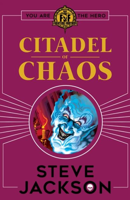 Fighting Fantasy Citadel Of Chaos
