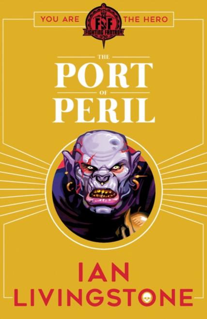 Fighting Fantasy Port Of Peril