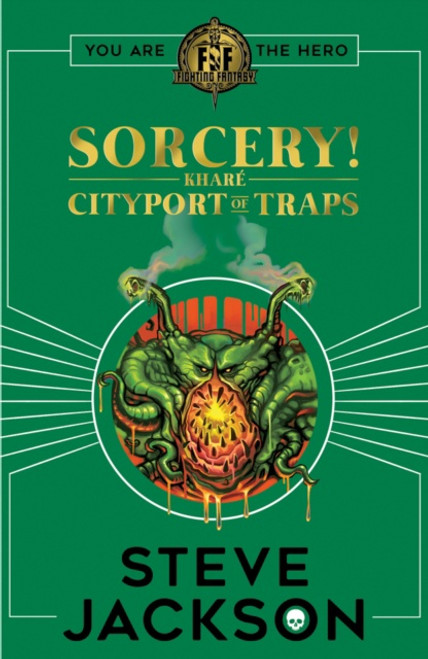 Fighting Fantasy: Sorcery 2: Cityport of Traps