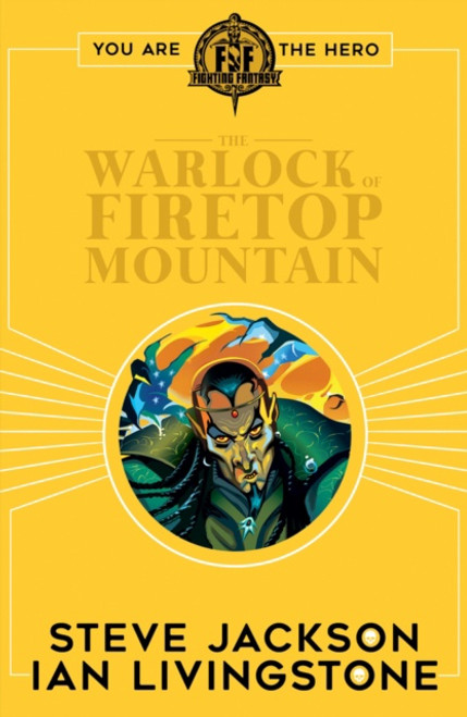 Fighting Fantasy Warlock Of Firetop Mountain