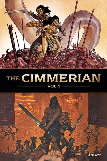 Cimmerian HC Vol 1