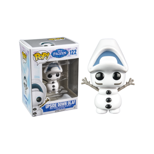 Funko POP! Vinyl: Frozen: Upside Down Olaf #122