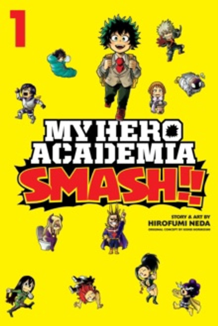 My Hero Academia: Smash!!, Vol. 1