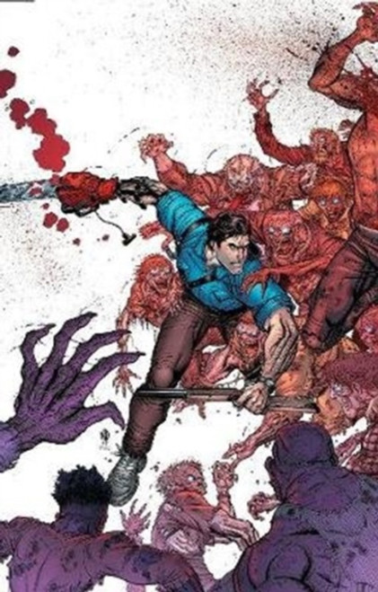Ash vs the Army of Darkness