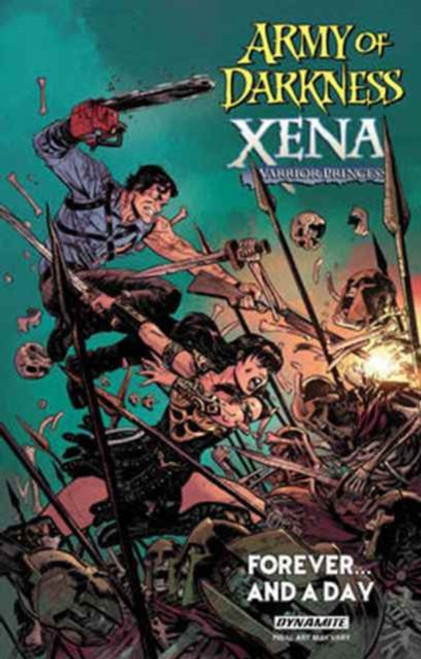 Army of Darkness / Xena, Warrior Princess: Forever and a Day