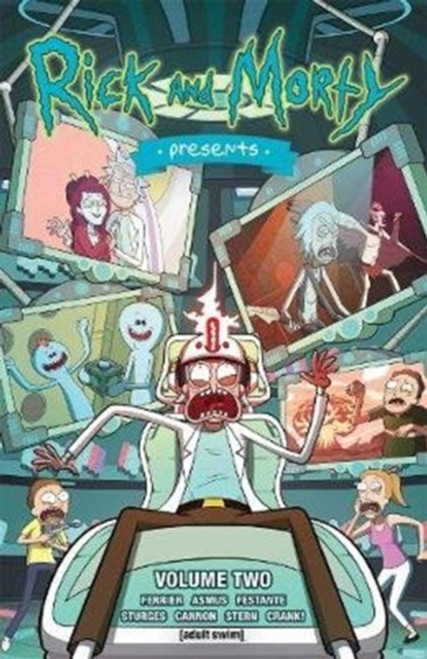 Rick and Morty Presents Volume 2