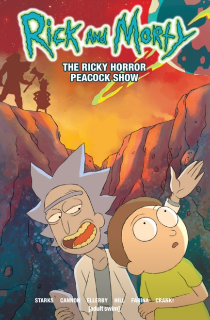 Rick and Morty : Vol 4 - The Ricky Horror Peacock Show