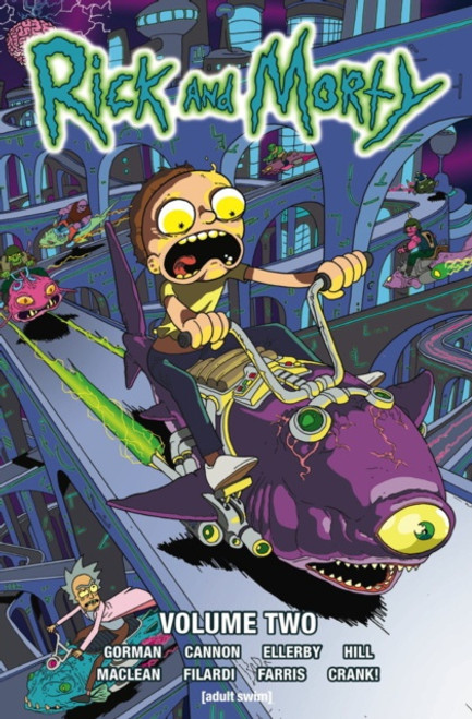 Rick and Morty : Volume Two