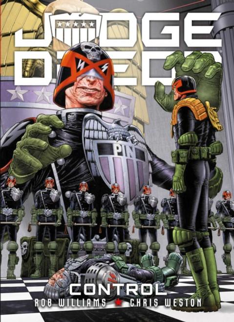 Judge Dredd: Control