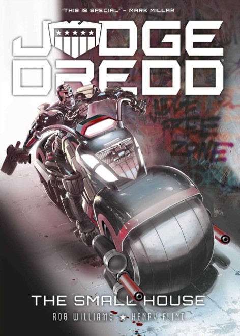 Judge Dredd: The Small House : The Small House