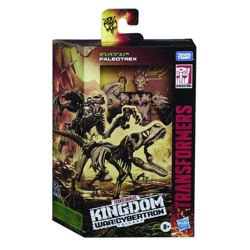 Transformers War For Cybertron: Kingdom Deluxe Paleotrex