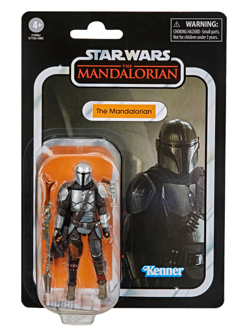 """Star Wars The Vintage Collection 3.75"""" The Mandalorian"""
