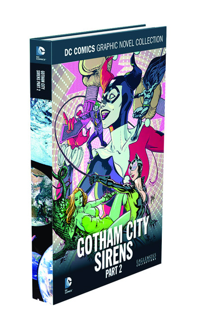 DC Graphic Novel Collection Special Vol 23 Gotham City Sirens Pt 2 Hardcover