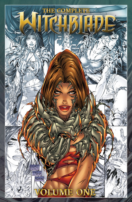 COMPLETE WITCHBLADE Vol 1