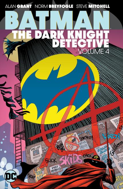 Batman The Dark Knight Detective Vol 4