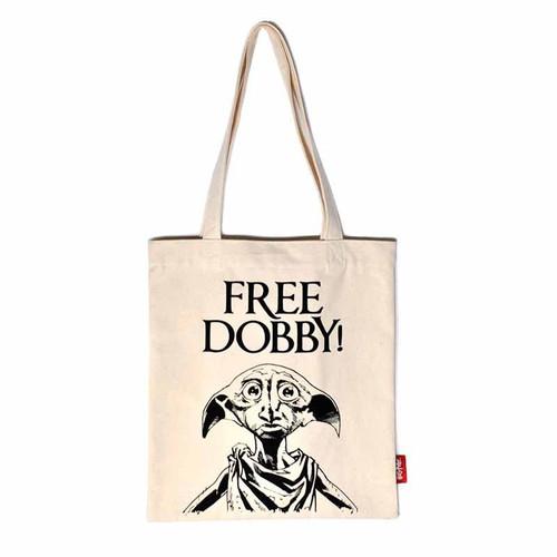 Harry Potter Free Dobby Shopper Bag