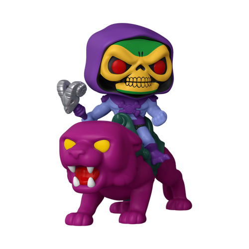 Funko POP! Vinyl: MOTU - Skeletor on Panthor #98