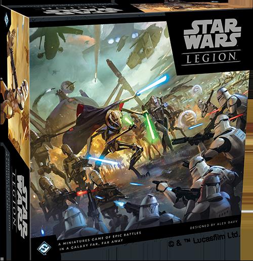 Star Wars Legion: Clone Wars Core Set