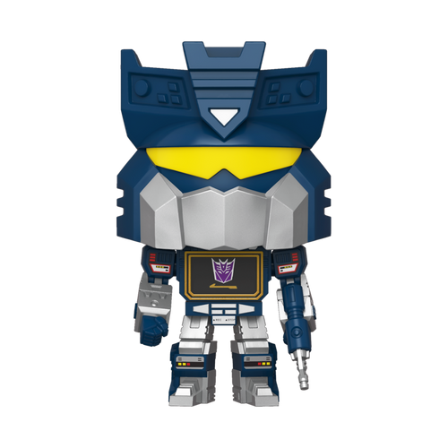 Funko POP! Vinyl: Transformers - Soundwave #26