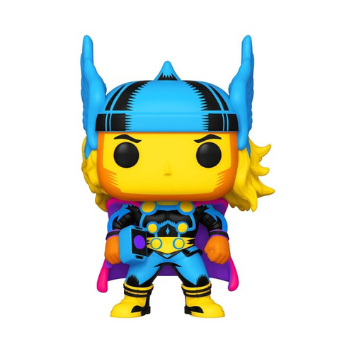 Funko POP! Vinyl: Black Light - Thor #650