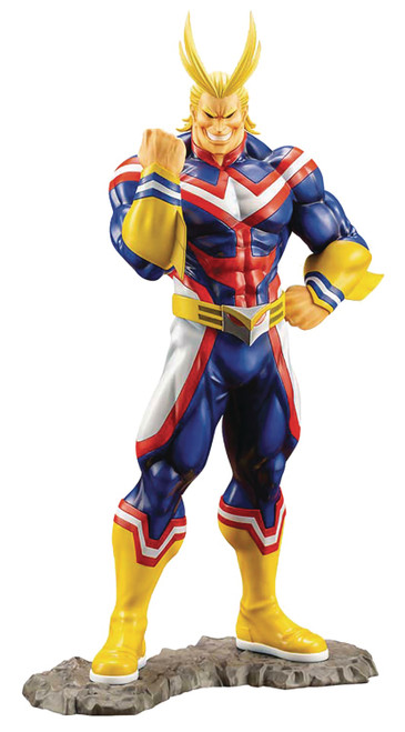 My Hero Academia All Might Artfx J Statue
