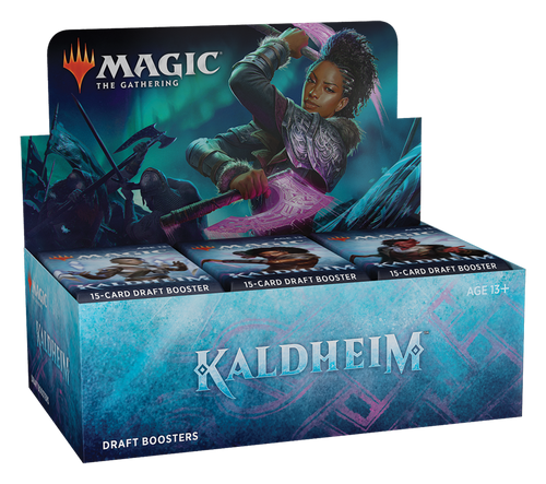 MTG: Kaldheim Draft Boosters (Sealed Box of 36)