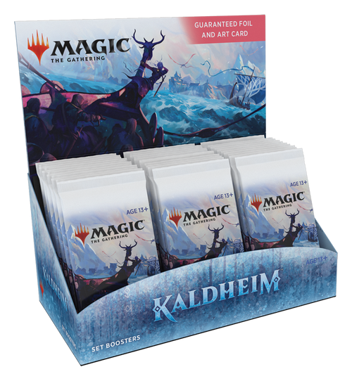 MTG: Kaldheim Set Boosters (Sealed Box of 30)