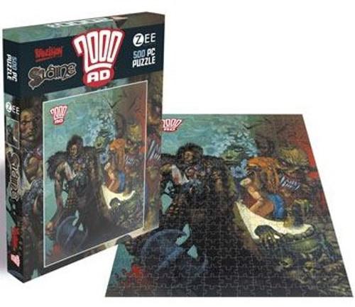 2000 AD Puzzle Slaine