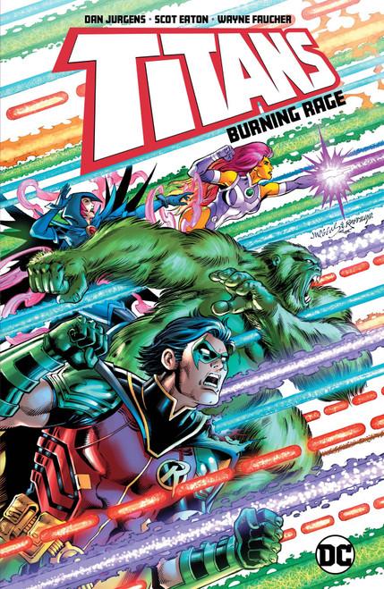 Titans Burning Rage