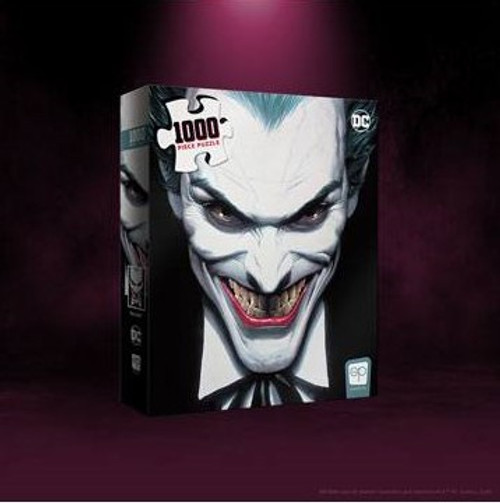 DC Comics Jigsaw Puzzle Joker Clown Prince of Crime (1000 pieces)