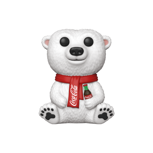 Funko POP! Vinyl: Ad Icons: Coca-Cola - Polar Bear #58