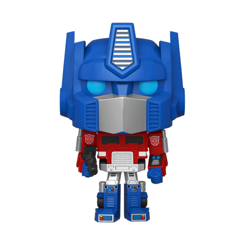 Funko POP! Vinyl: Transformers - Optimus Prime #22