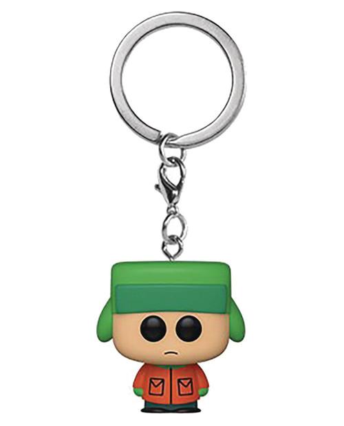 Pocket Pop South Park Kyle Fig Keychain