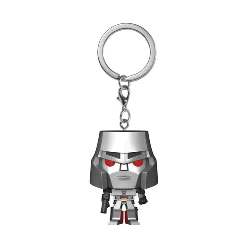 Pocket Pop Transformers Megatron Keychain