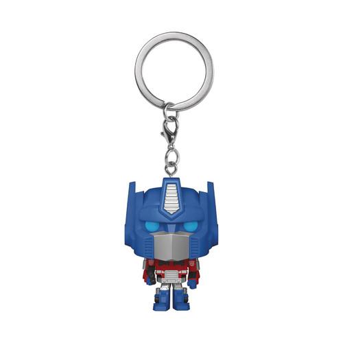 Pocket Pop Transformers Optimus Prime Keychain
