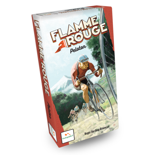 Peloton: Flamme Rouge