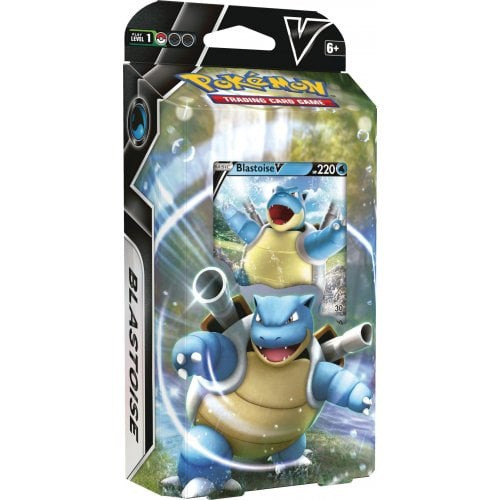 Pokemon TCG: Blastoise V Battle Deck