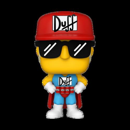 Funko POP! Vinyl: Simpsons - Duffman