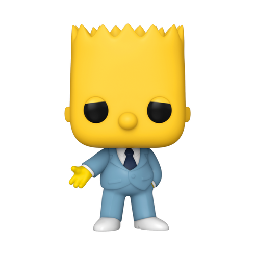 Funko POP! Vinyl: Simpsons - Gangster Bart #900