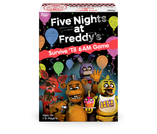 Five Nights at Freddy's - Survive 'Til 6AM Game